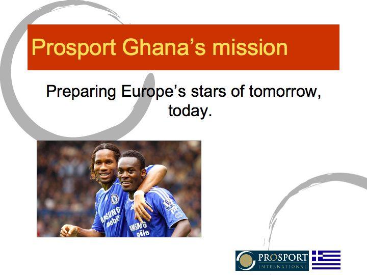Preparing Europe's stars of tomorrow, today