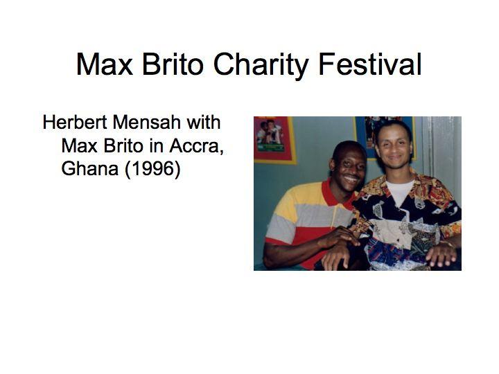 Herbert with Max Brito (1996)