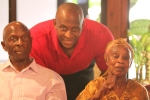 "B.A. Mensah, Herbert and ""Old Bob"""