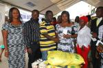Donations to May 9th victims' families in Kumasi