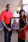 Herbert visiting relatives of May 9 disaster