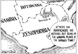Zapiro Xenophobia