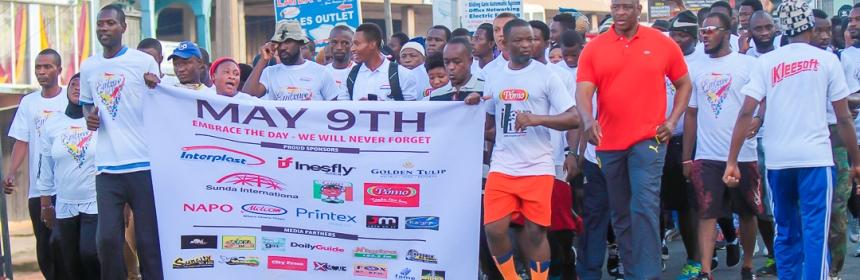 Herbert Mensah condoles with June 3rd victims | Herbert Mensah